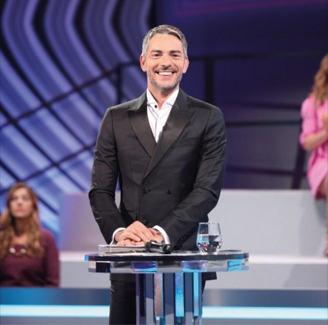 Cláudio Ramos no reality show Big Brother