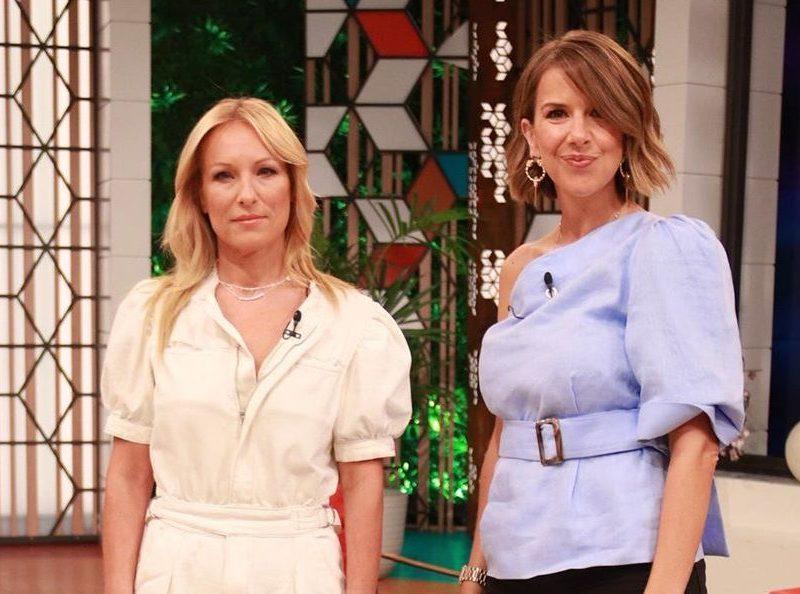 Frente a frente entre Teresa e 'Pipoca' dá liderança ao 'Você na TV!'