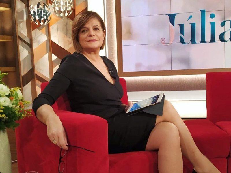 Ana Marques assume as tardes da SIC após  isolamento de Júlia Pinheiro