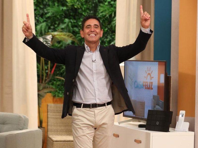 Ana Marques e José Figueiras apresentam o 'Casa Feliz'
