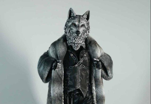 O Lobo é uma das máscaras do programa da SIC