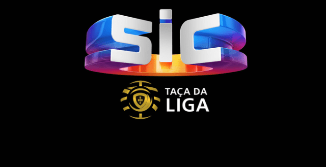Taça da Liga na SIC