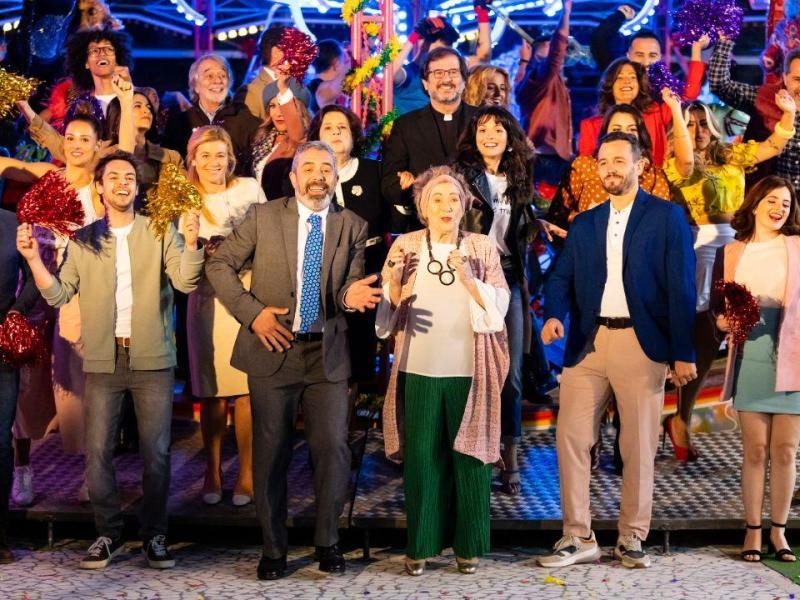 'Festa é Festa' estreia em abril na TVI