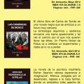 Feria del Libro de Salamanca Edición 2014