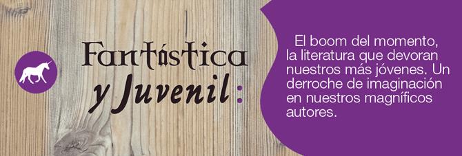 Fantástica y Juvenil - Editorial Amarante