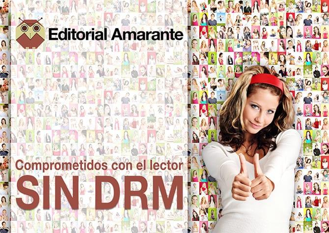 Qué son los DRM y por qué Editorial Amarante no los usa