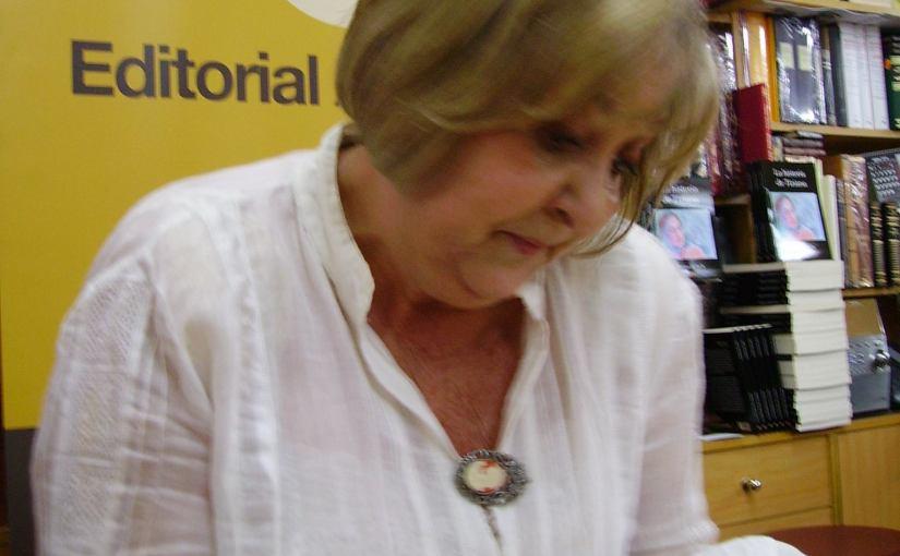 El regreso de una gran novelista
