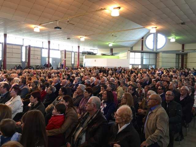 Semana Santa de Calanda - Domingo de Ramos - Confraternización de Cofradías