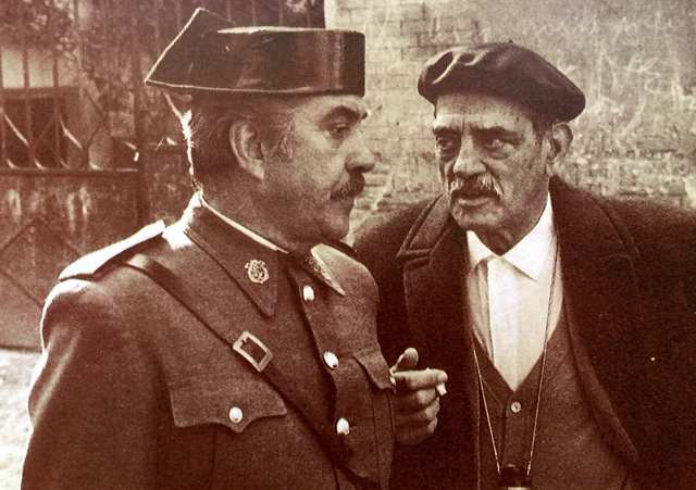 Luis Buñuel y la Guardia Civil. Viridiana, 1961