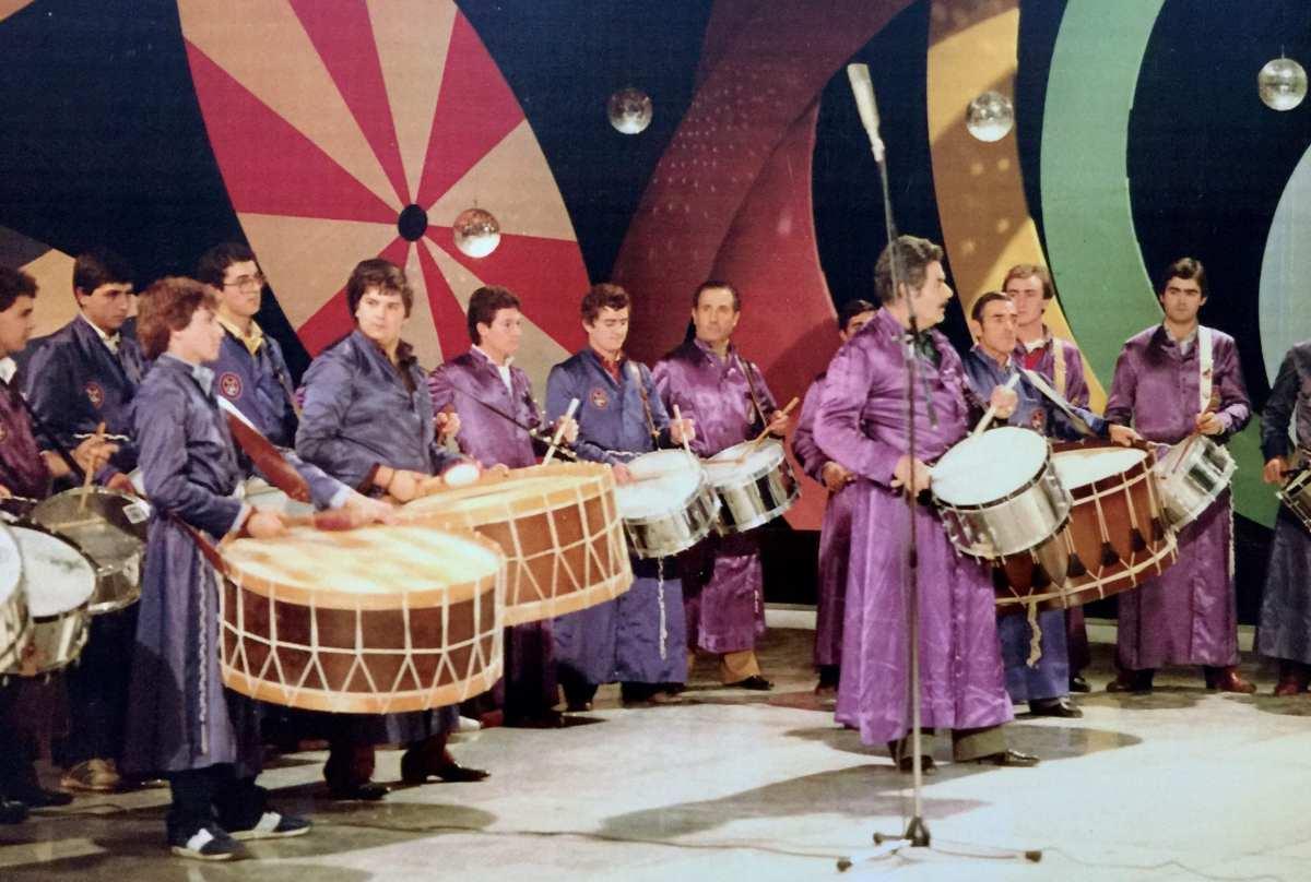 Programa en TVE de José María Íñigo