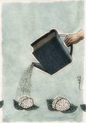regando el cerebro