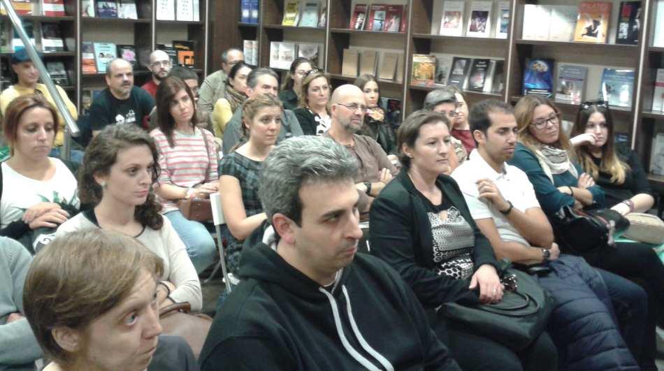 Público durante la presentación