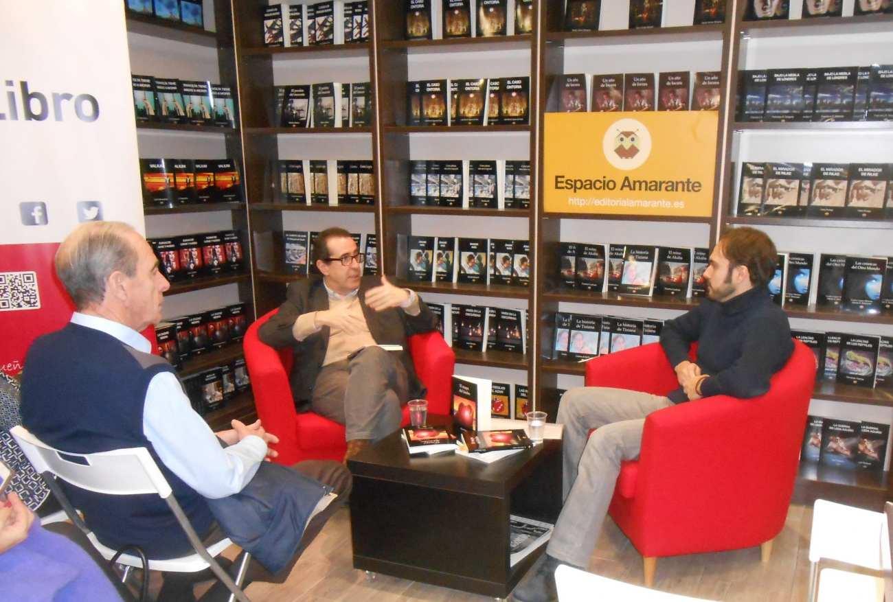 Carlos de Tomás entrevista a Mario Blázquez