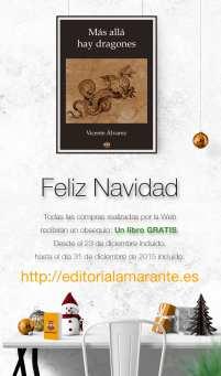 Más allá hay dragones. Autor: Vicente Álvarez.