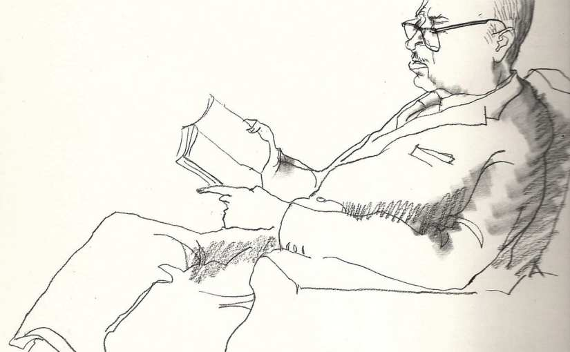 Retrato de Dámaso Alonso por Josep Pla-Narbona - Wikimedia https://es.wikipedia.org/wiki/D%C3%A1maso_Alonso