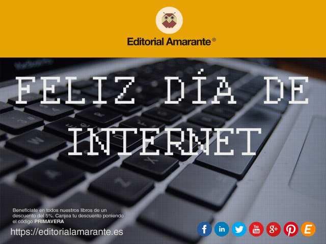 Amarante - Feliz día de Internet