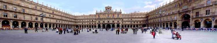 Curiosidades y maravillas de la Plaza Mayor de Salamanca