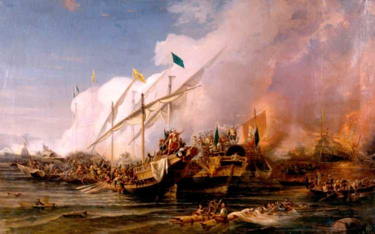 Entre moros, cristianos y corsarios. Lo último en Novela Histórica