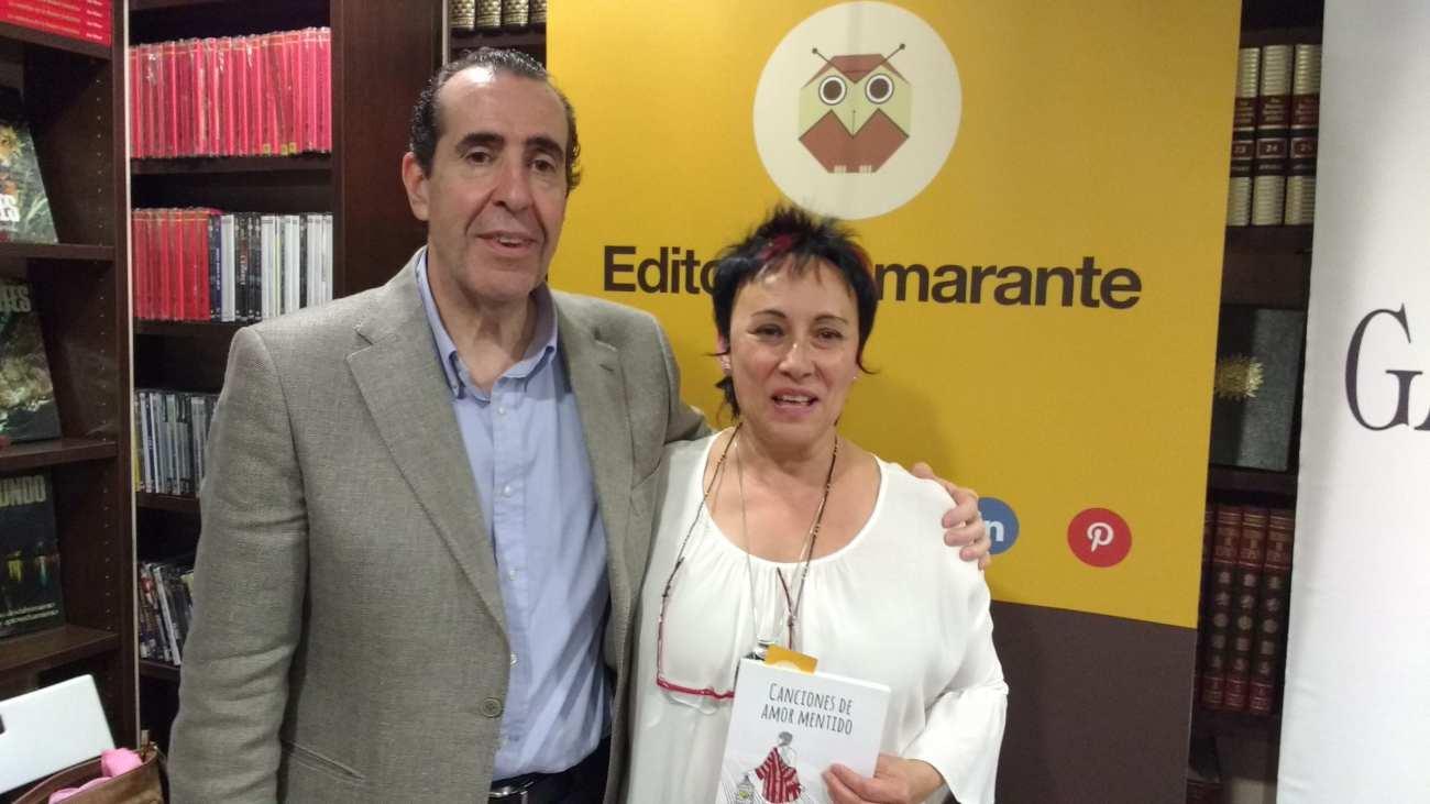 Carlos de Tomás y Esther Aparicio 2