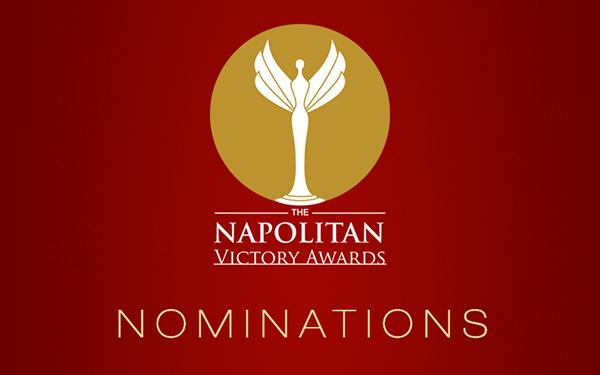 Editorial Amarante - Napolitan Victory Awards - NAPOLITANS Nominations 2017 - Libro Político del Año