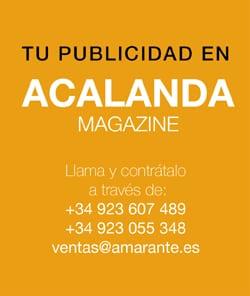 Acalanda Magazine Amarante Publicidad