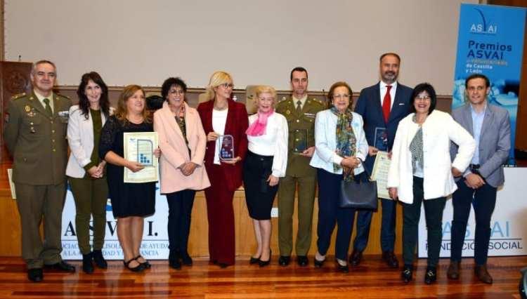 La periodista Elena Martín, Premio ASVAI 2017 a la promoción periodística del voluntariado