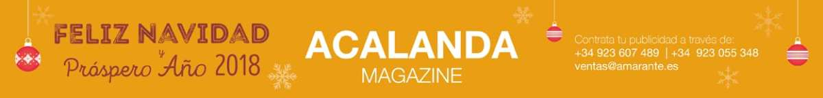 Acalanda Magazine - Amarante