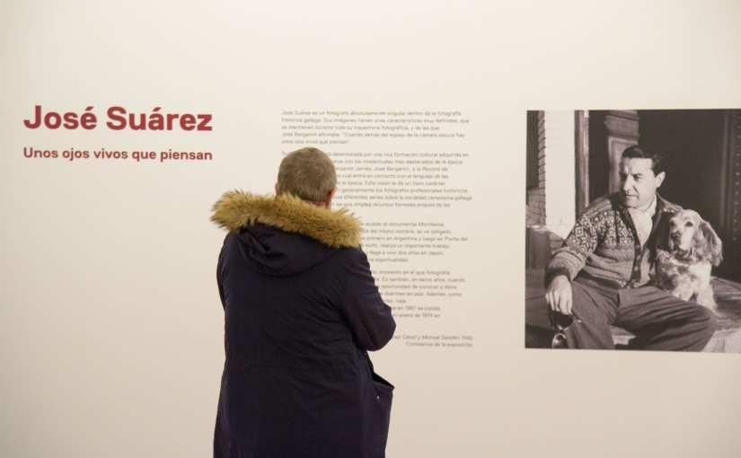 """""""José Suárez. Unos ojos vivos que piensan"""""""