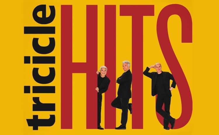"""Tricicle y sus 40 años de carrera en el espectáculo """"Hits"""""""