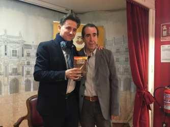 Carlos Cabrerizo y Carlos de Tomás