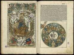 Liber chronicarum, Hartmann Schedel, 1493. INC/750, BNE