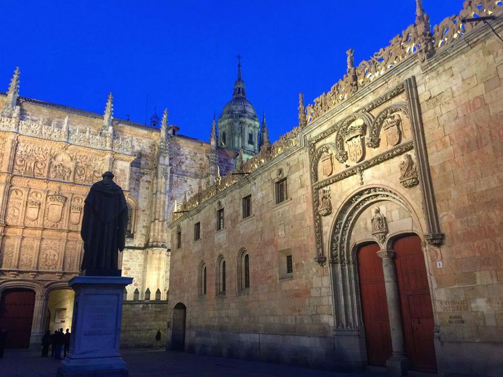 Salamanca, capital del periodismo