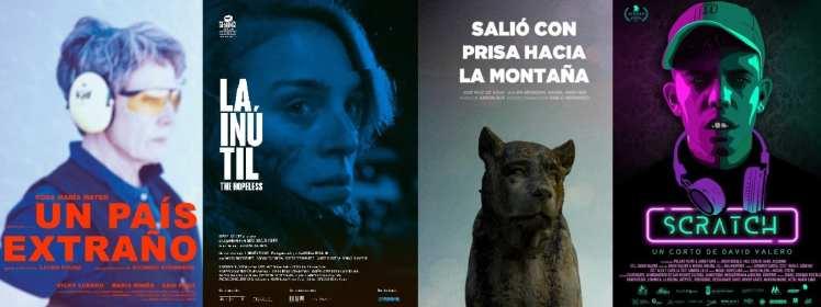 21º Festival de Málaga-Cine Español-Cortometrajes (y 2). Entrevistas a Belén Funes, Pablo Hernando y Laura Pousa