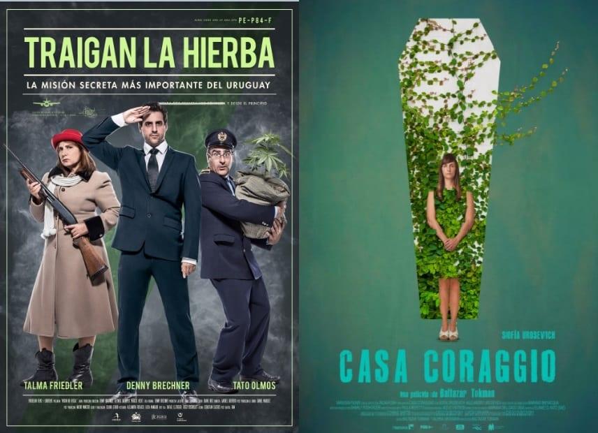 """21º Festival de Málaga – Cine en español: Largometrajes de ficción (y 4): """"Traigan la hierba"""" y """"Casa Coraggio"""": El cine en la era de la posverdad"""