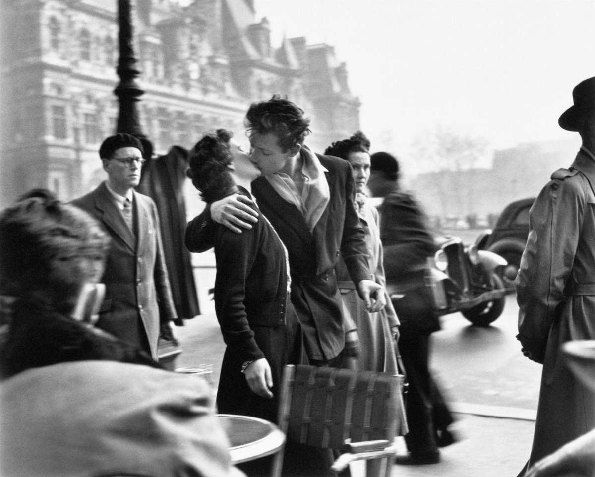 Robert Doisneau y la belleza de lo cotidiano