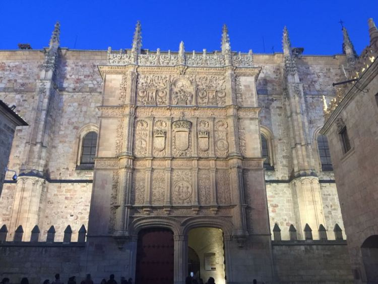 El FÀCYL 2018 arrancará desde la fachada plateresca de la Universidad de Salamanca en su VIII Centenario