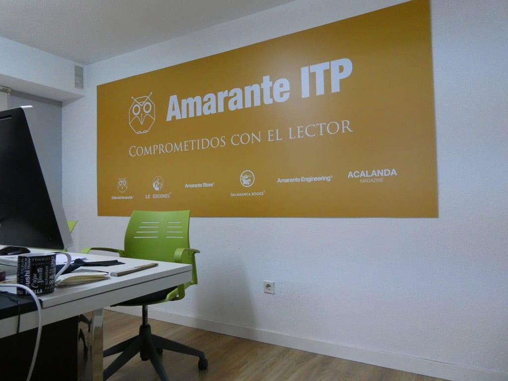 Amarante amplía sus instalaciones en Salamanca