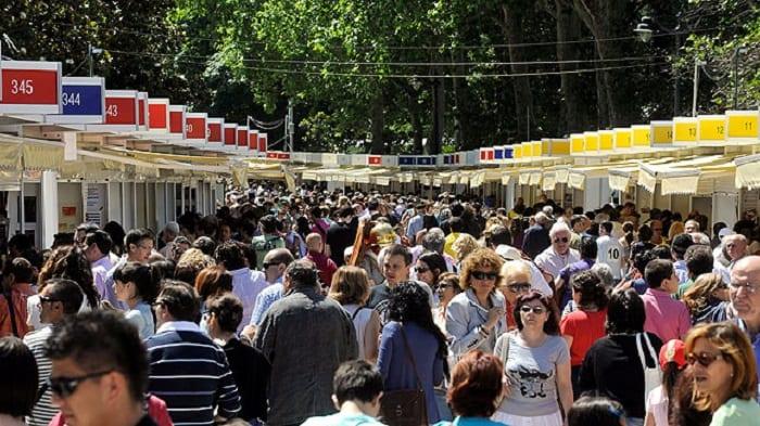 Mayo de Ferias. Madrid y Salamanca