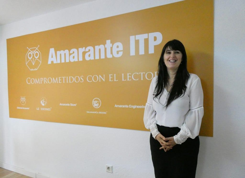 La poeta sevillana Isamar Cabeza dirigirá las colecciones Luces de Poesía y Nazarí de narrativa del sello editorial LC Ediciones