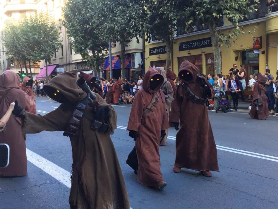 Acalanda Magazine - Starwars Training Day XI Salamanca