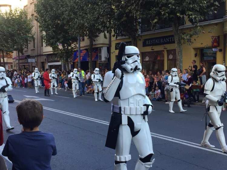 Acalanda Magazine - Starwars Training Day XI Salamanca