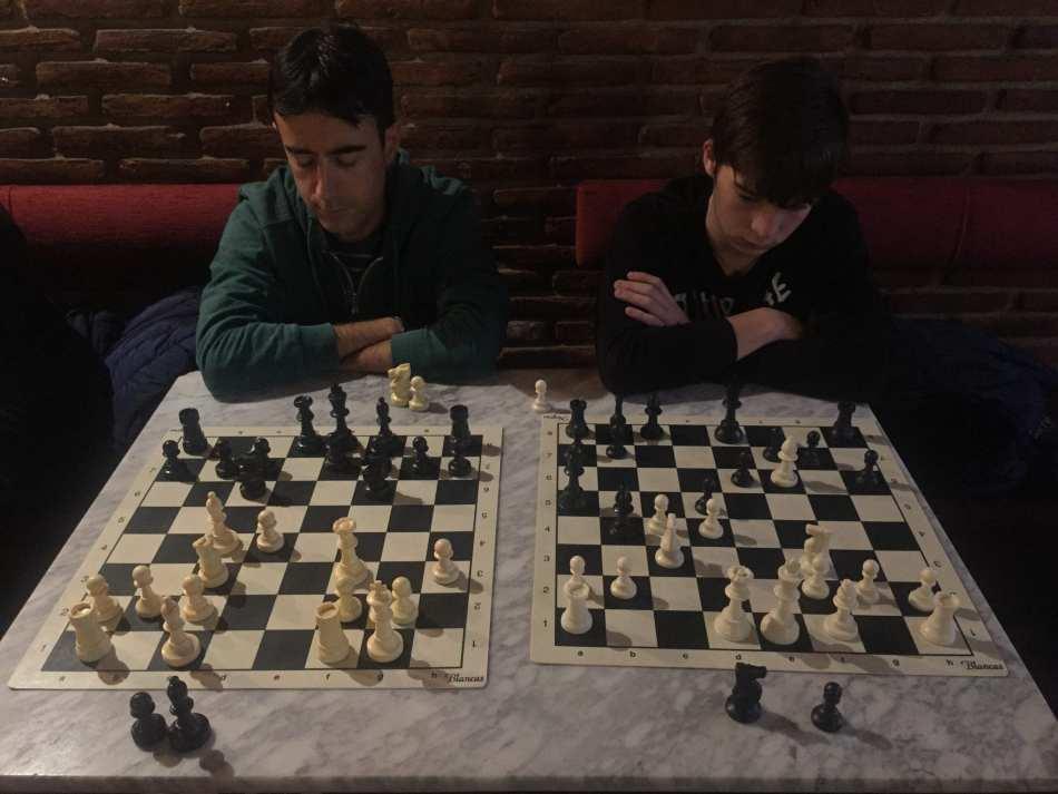 Salamanca calienta motores para el II Torneo Magistral de Ajedrez