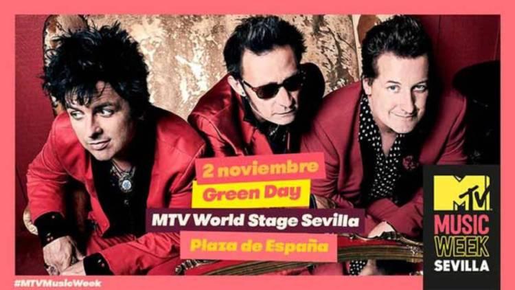 Los MTV EMA´s hacen de Sevilla la capital europea de la música