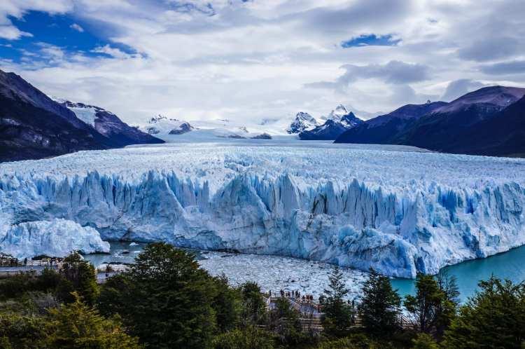 Una masa de hielo llamada Perito Moreno