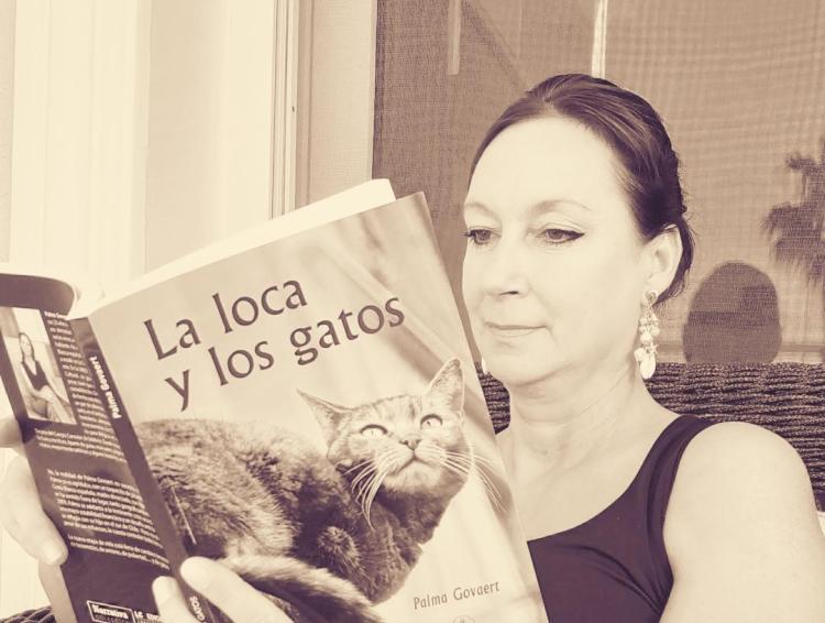 La loca y los gatos, de Palma Govaert