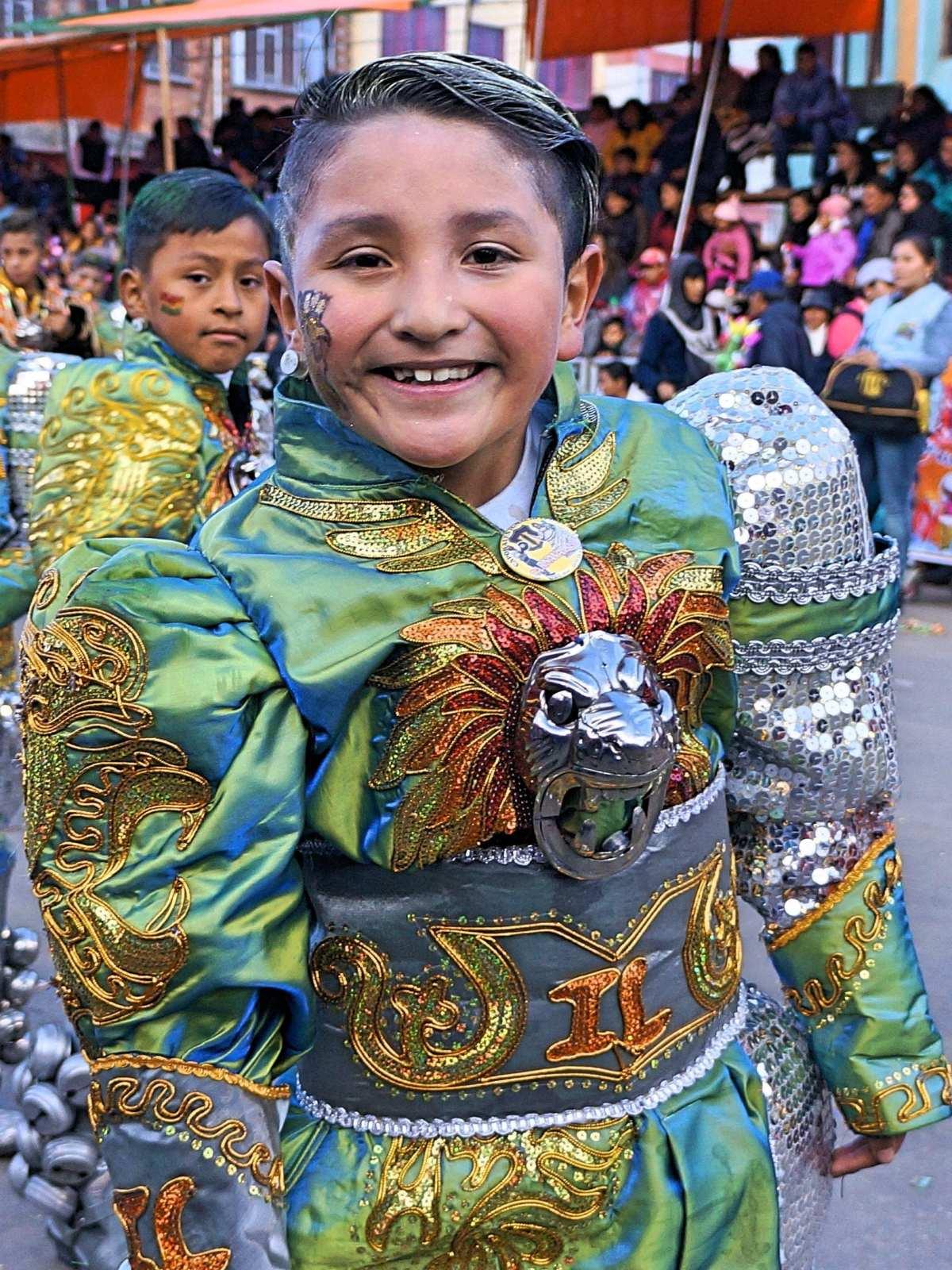 Bolivia I - Carnaval de Oruro