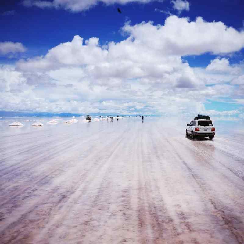 Bolivia - Salar de Uyuni - David Flecha