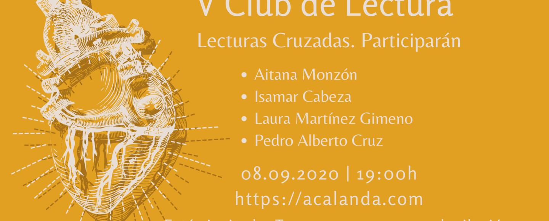 V Club de Lectura - Lecturas cruzadas