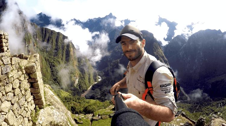 Machu Picchu, donde el tiempo se detiene
