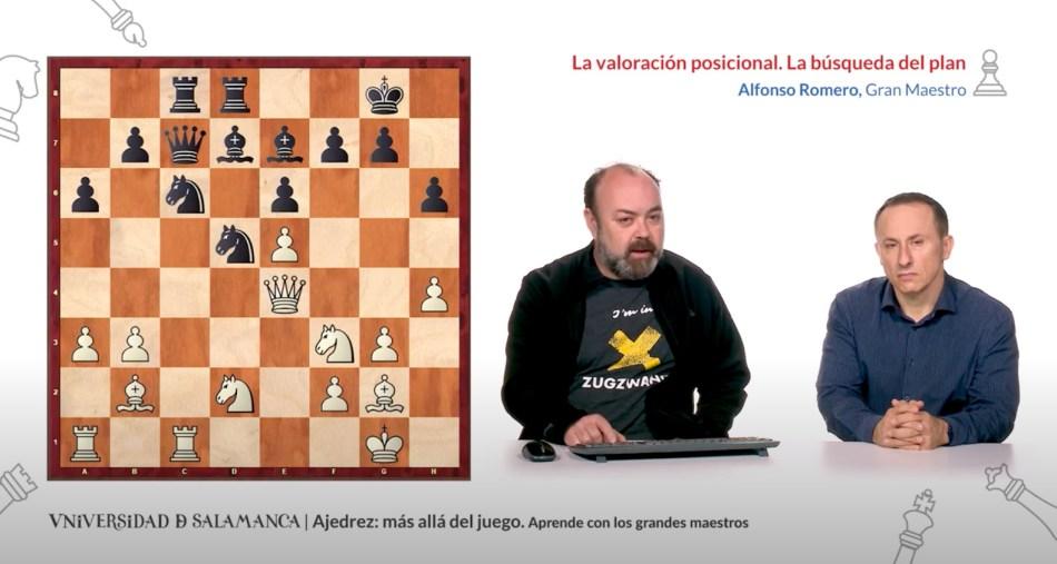 Alfonso Romero Holmes - Ajedrez más allá del juego - Salamanca - Acalanda Magazine - Editorial Amarante